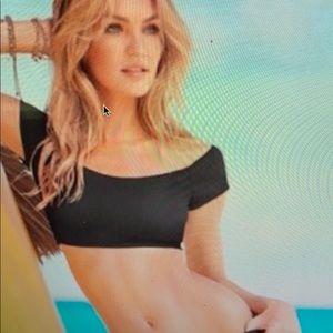 Victoria's Secret Swim - Victoria's Secret crop swim top